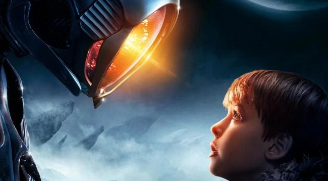 Lost in Space neue SciFi-Serie  bei Netflix