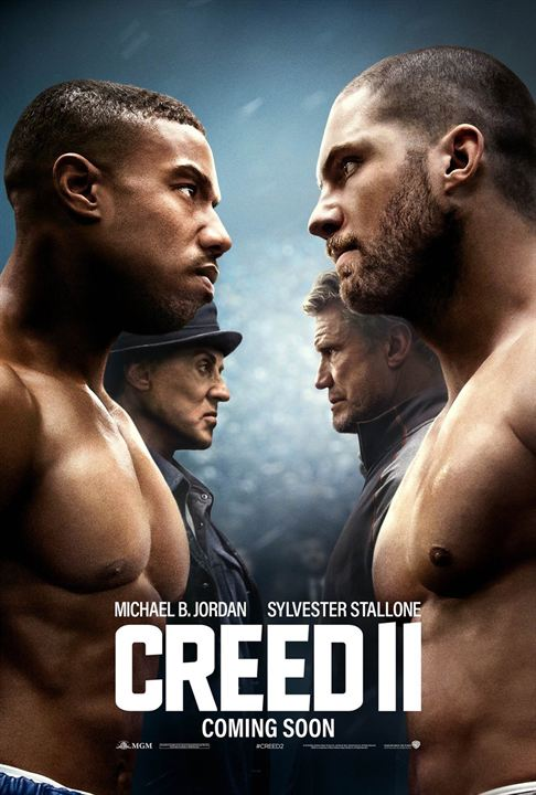 CREED II: ROCKY`S LEGACY