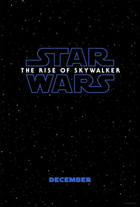 Star Wars 9: The Rise Of Skywalker