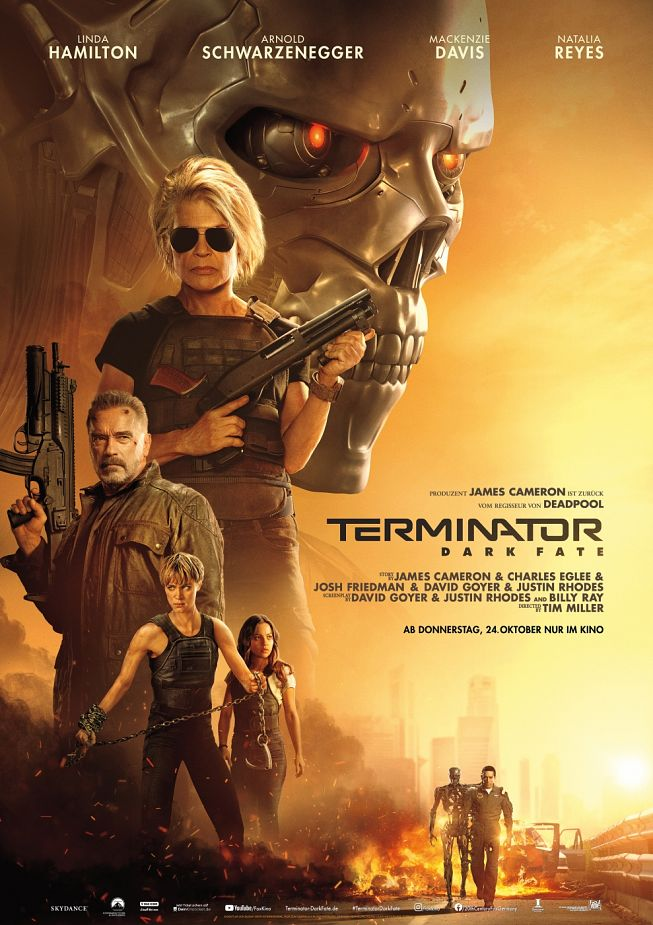 Terminator - Dark Fate!