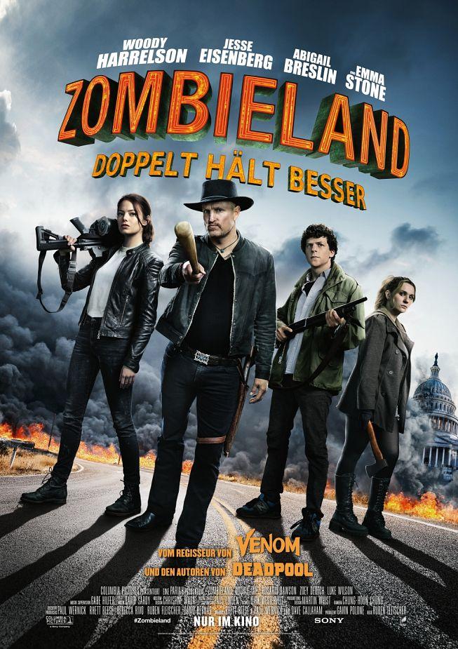 Zombieland (2) - Doppelt hält besser